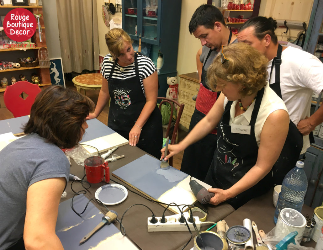 Workshop Annie Sloan Chalk Paint